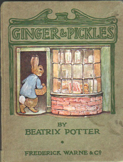 Ginger & Pickles