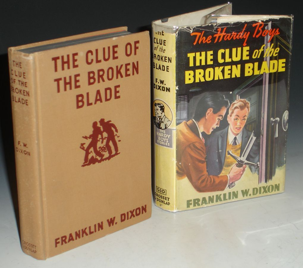 Hardy Boys, Clue of the Broken Blade
