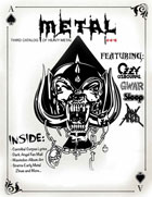 The Book Shop, Heavy Metal Catalog