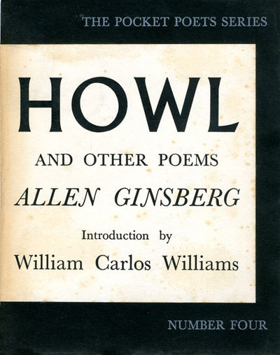 Howl and Other Poems (First Edition)