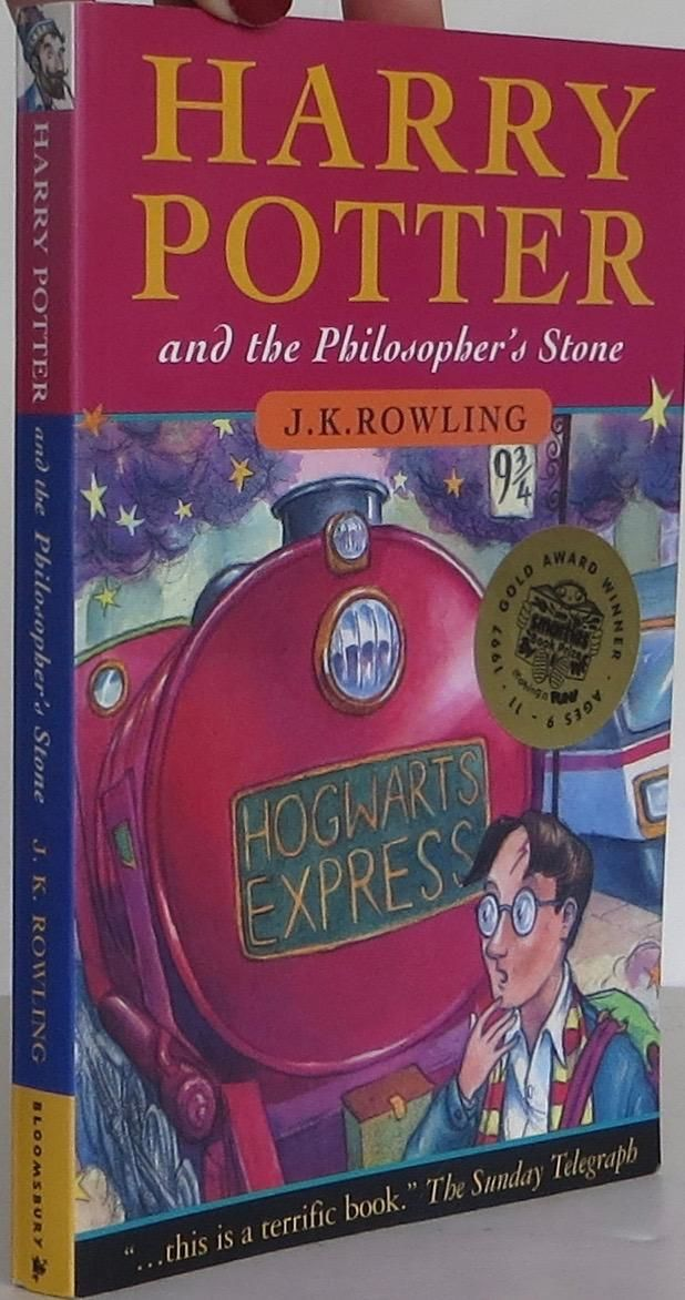 Harry Potter and the Philosopher's Stone (Signed)