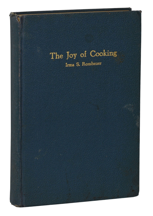 Joy of Cooking, First Edition
