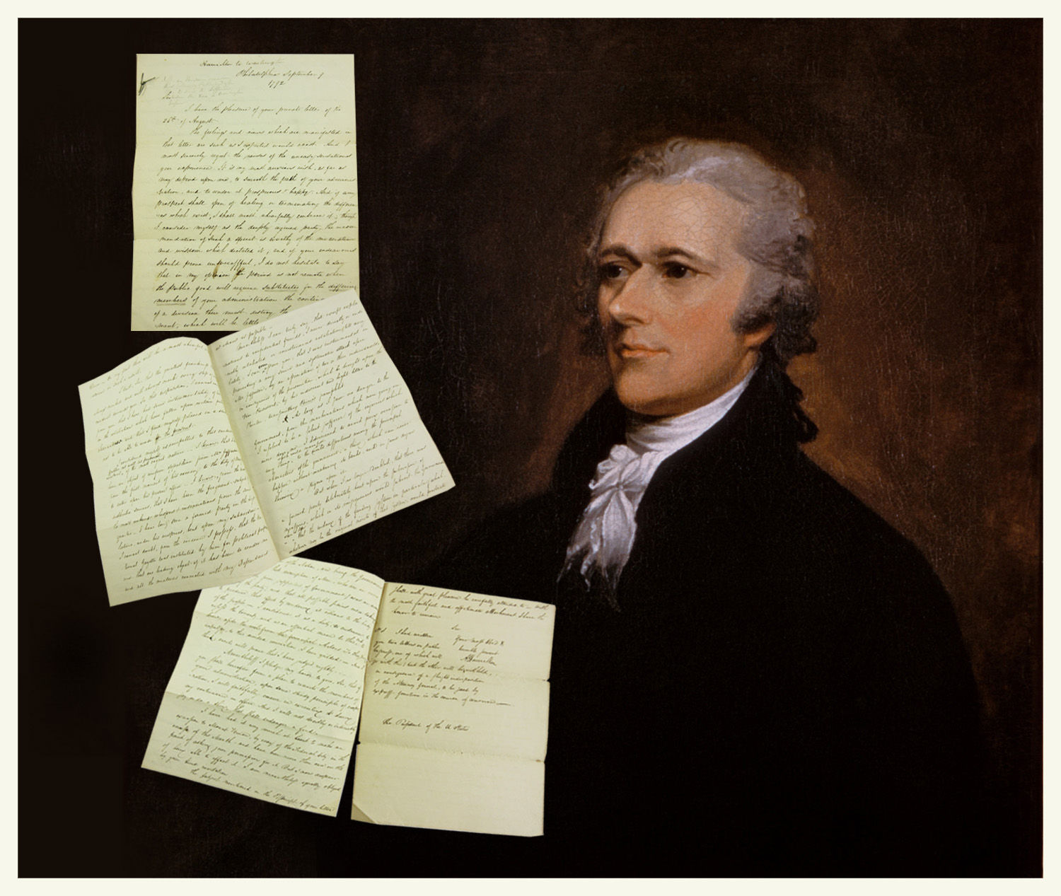 Hamilton letter to Washington