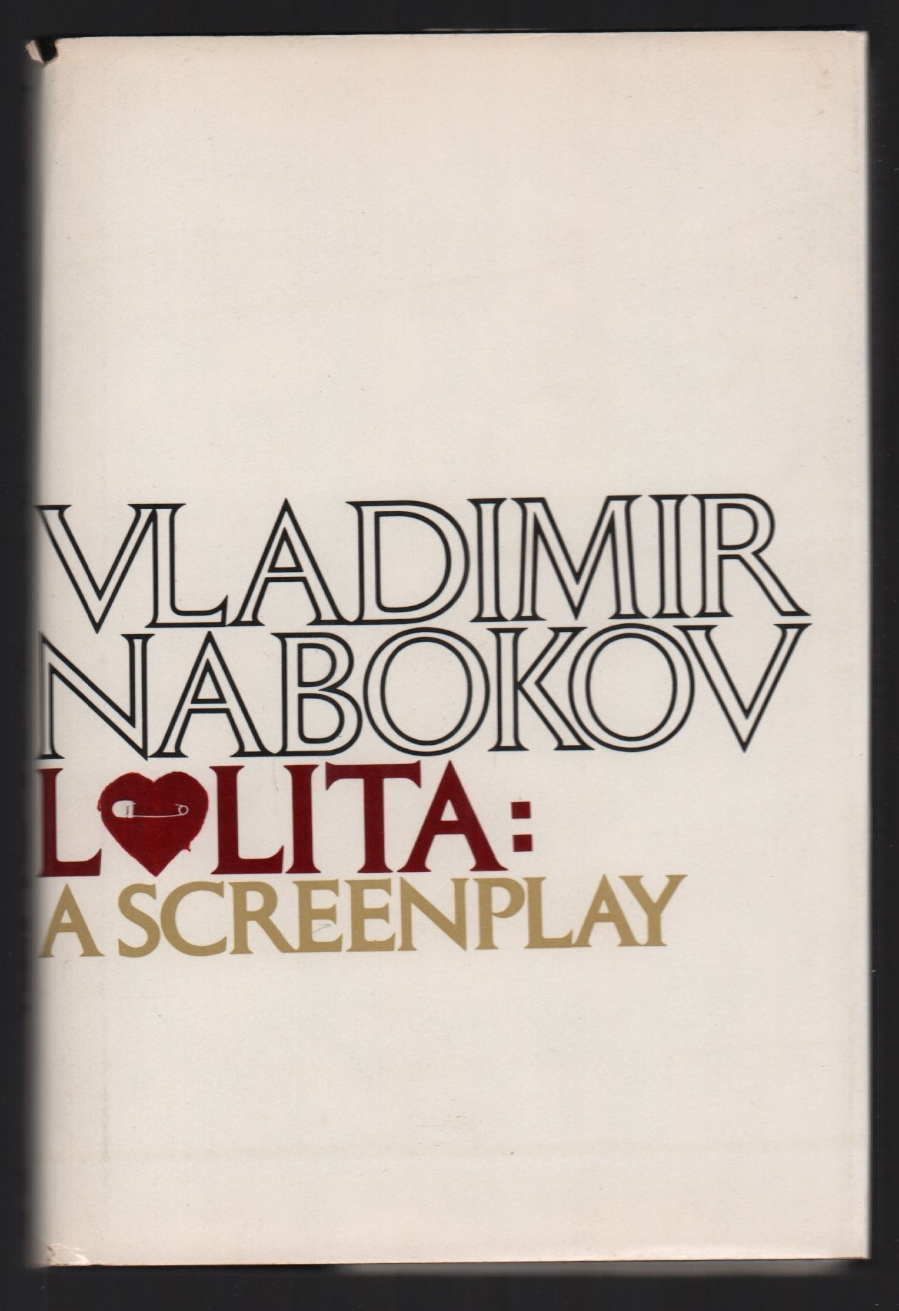 Lolita Screenplay