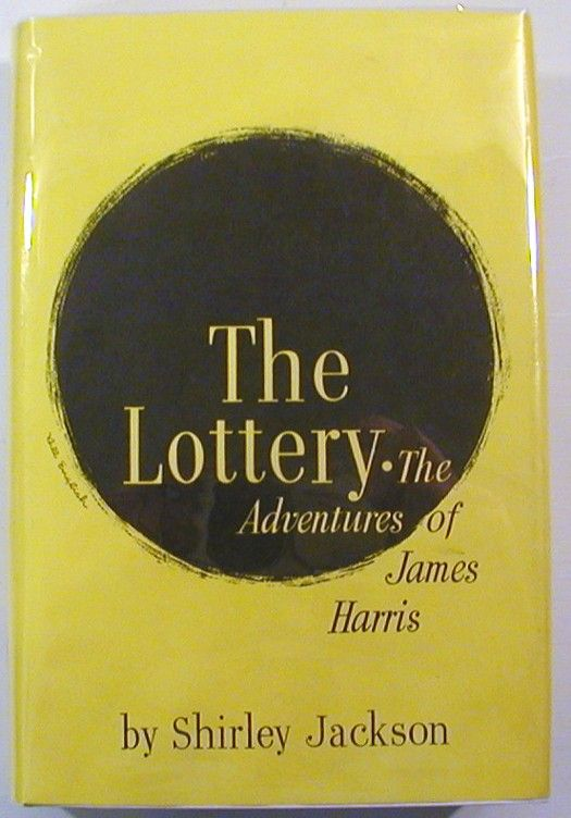 The Lottery, Shirley Jackson