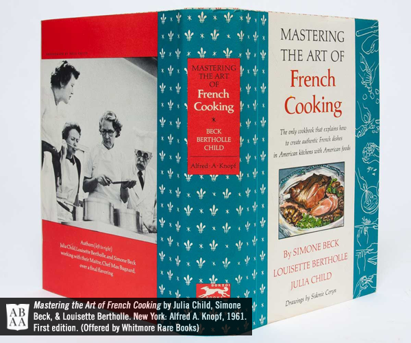 Mastering the Art of French Cooking (First Edition)