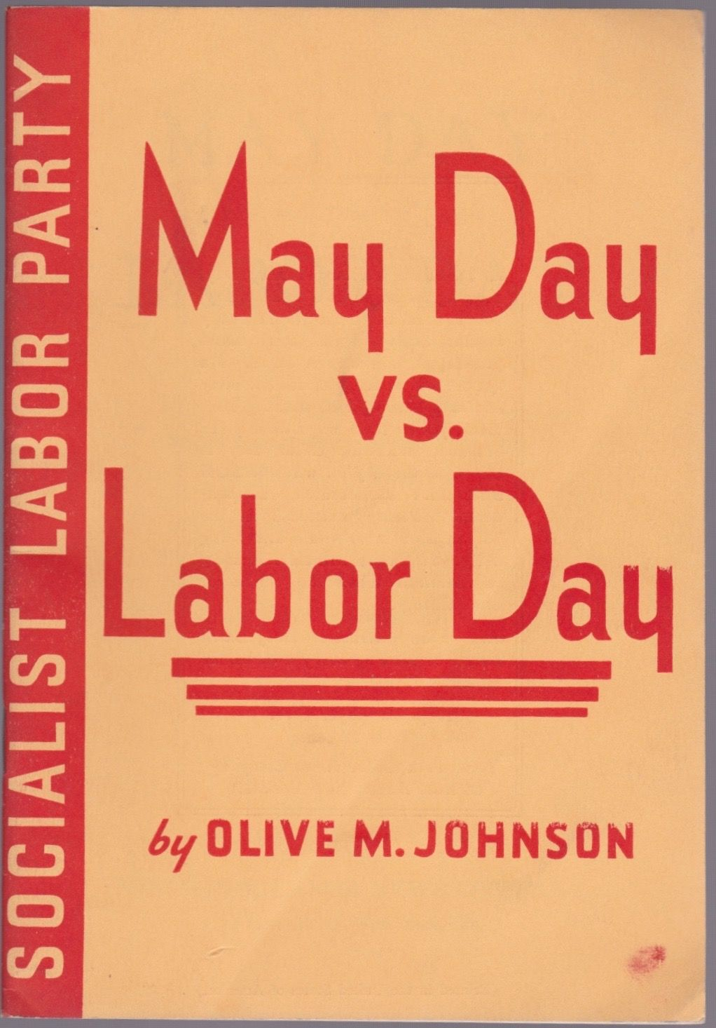 May Day Labor Day