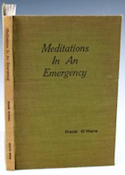 Meditations in an Emergency