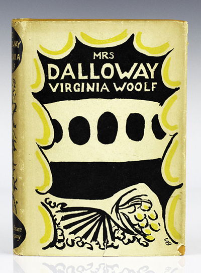 Mrs. Dalloway (First American Edition)