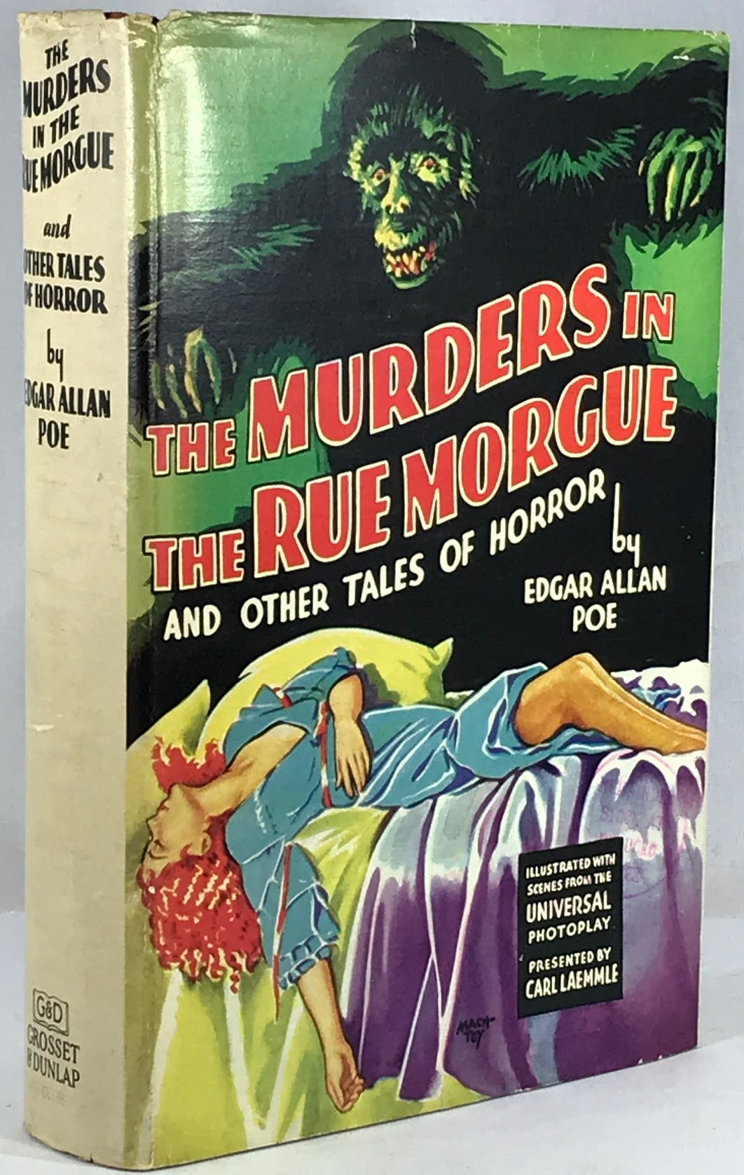 The Murders in the Rue Morque