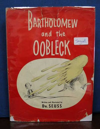 Dr. Seuss, Bartholomew and the Oobleck