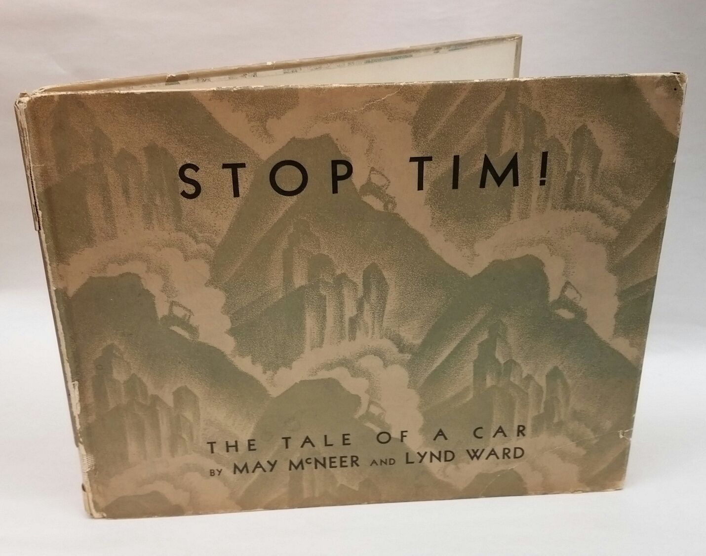 Stop Tim!, Illustrated by Lynd Ward