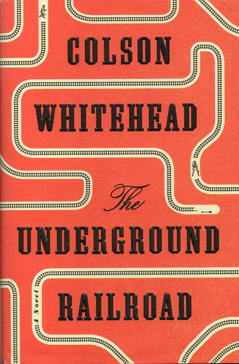 Underground Railroad, Colson Whitehead, Signed, First Edition