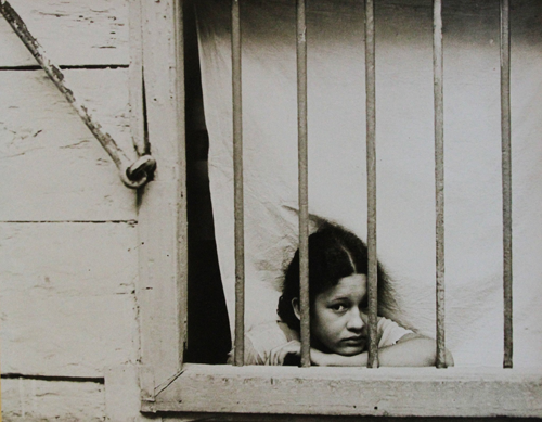 Walker Evans, Girl at Havana Window, 1933