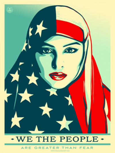 We the People (Shepard Fairey)