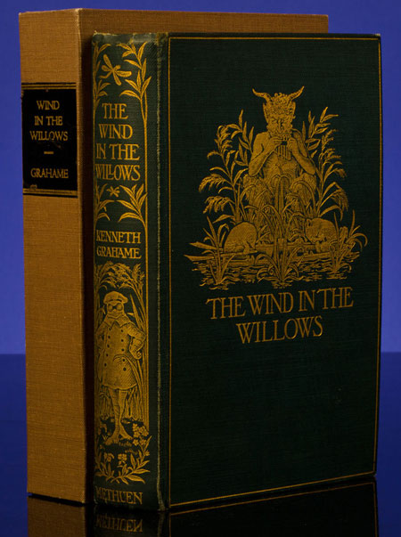 Wind in the Willows (First Edition)