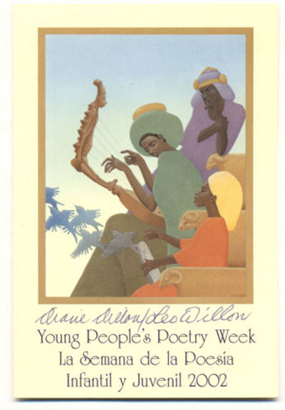 Young People's Poetry Week