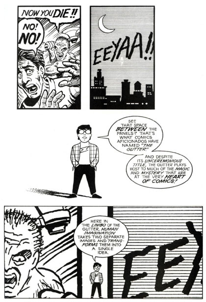 Scott McCloud, Understanding Comics